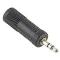 Adaptör 6.3mm Stereo Soket - 3.5mm Stereo Fiş