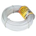 Hoparlör Kablosu 2x0,75mm² Beyaz 20m