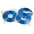 CD Zarfı İkili 25 Adet Transparan