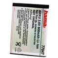 Pil Li-Ion 3.6V/600mAh Sony Er. D750i/K750i