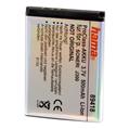 Pil Li-Ion 3.7V/500mAh Sony Er.K510i/W200i