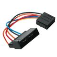 Araç Güç Adaptörü ISO Mazda / Ford