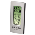 LCD Termometre Gümüş