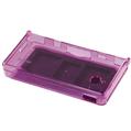 Nintendo DSi Kutusu Transparan-Mor