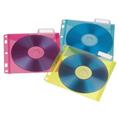 CD Zarfı Dosyalanabilir 10 Adet Renkli