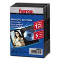 Mini DVD Kutusu 5 Adet Siyah