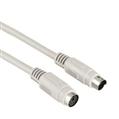 Mouse Kablosu PS-2 6pin Mini DIN Fiş-Soket 2m