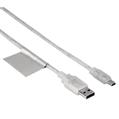 USB Bağlantı Kablosu 2.0 A-Mini B Trnsp 1.8m