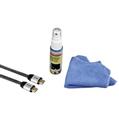 HS HDMI Ethernet Altın Uç 1.5m +Temizleme Jel+Bez