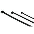Kablo Düzenleyici Kilitli 150 Adet Siyah