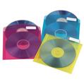 CD Zarfı İkili 25 Adet Renkli