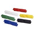 Kablo Düzenleyici Şeritler Yapışkanlı Renkli