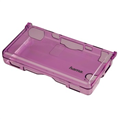 Nintendo DSL Kutusu Transparan Mor