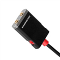 iSplitter,3.5mm-2 X 3.5mm soket,volume/mute