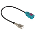 Anten Adaptörü Fakra Fiş - ISO Soket