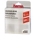 CD Zarfı 50 Adet Transparan