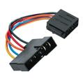 Araç Adaptörü DIN-ISO Universal