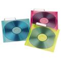 CD Zarfı 25 Adet Karışık Renkli