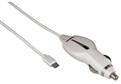 Araç Şarj Cihazı Micro USB 1000mA, Beyaz
