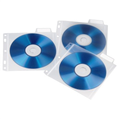 CD Zarfı Dosyalanabilir 25 Adet Transparan