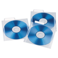 CD Zarfı 10 Adet Transparan