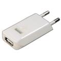 Şarj Cihazı USB Beyaz