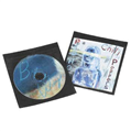 CD Zarfı 50 Adet Siyah