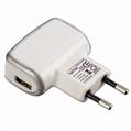 Şarj Cihazı USB 1000mA Beyaz