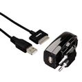 Şarj Cihazı USB +iPad 30 pin Kablo 5V/2100mA