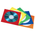 CD Zarfı Kağıt 100 Adet Renkli