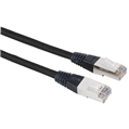 ADSL-CAT5 Kablosu RJ45(8p8c) Siyah 1.5m