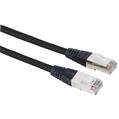 ADSL-CAT5 Kablosu RJ45(8p8c) Siyah 3m