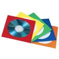 CD Zarfı Kağıt 25 Adet Renkli