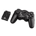 PS2 Kablosuz Oyun Kumandası Siyah