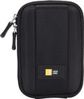 Kompakt Fotoğraf Makinesi Çantası,Sert Yüzey,Siyah