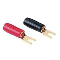 Hoparlör Kablosu için Çatal Uç M4 10mm² 2 Adet