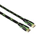 Xbox 360 HS HDMI Ethernet Altın Uç 2m