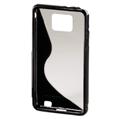 Cep Tel Kılıfı Samsung i9100 Galaxy SII Siyah