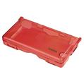 Nintendo DSL Kutusu Transparan Kırmızı
